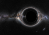 How to hunt for a black hole with a telescope the size of Earth