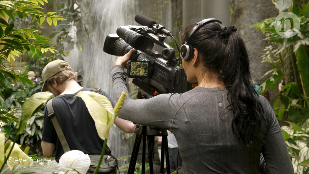 Put It On Camera How To Get Into Scientific Film And Video Making