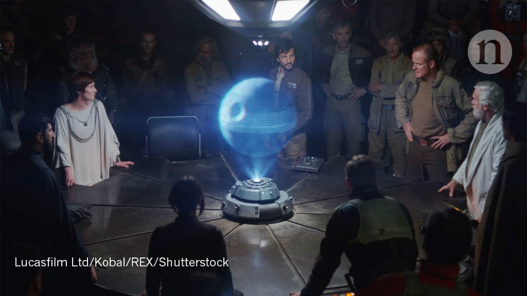 Physicists create Star Wars-style 3D projections — just don't call