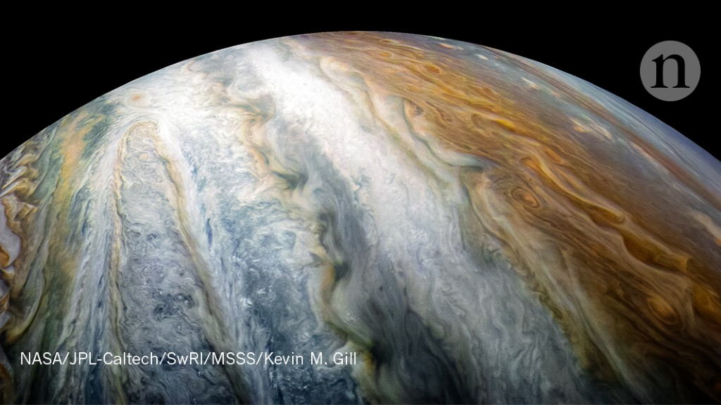 A deeper look at Jupiter