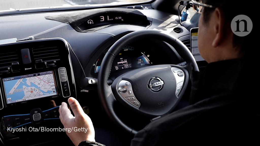 People must retain control of autonomous vehicles