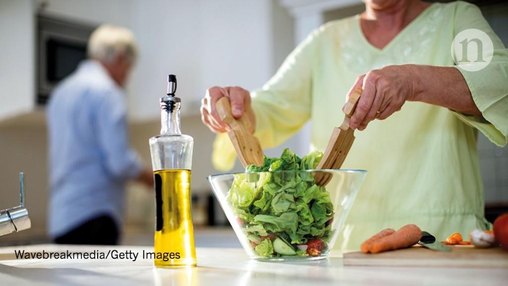 Mediterranean Diet Might Help Stave Off Dementia
