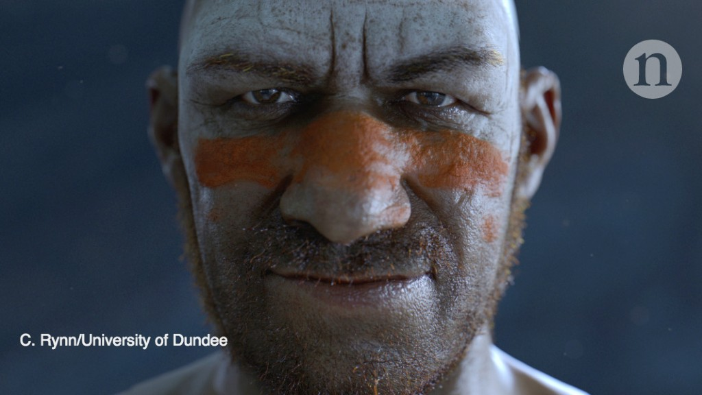 Mum's a Neanderthal, Dad's a Denisovan: First discovery of an ancient-human hybrid