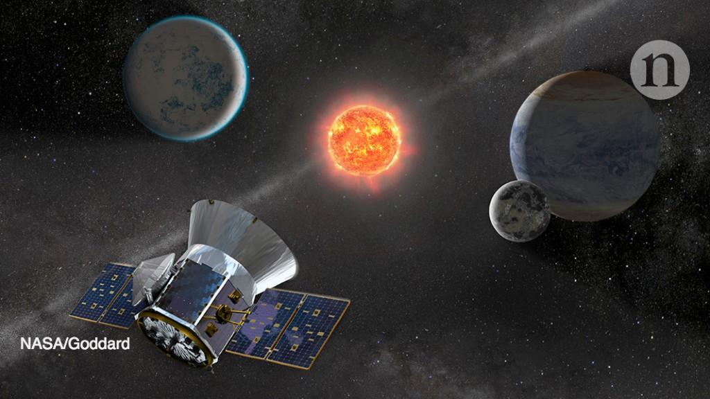 NASA's latest exoplanet hunter spots dozens of potential new worlds