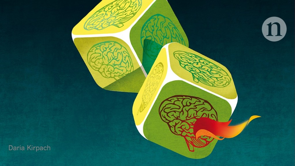 Searching for the roots of brain cancer