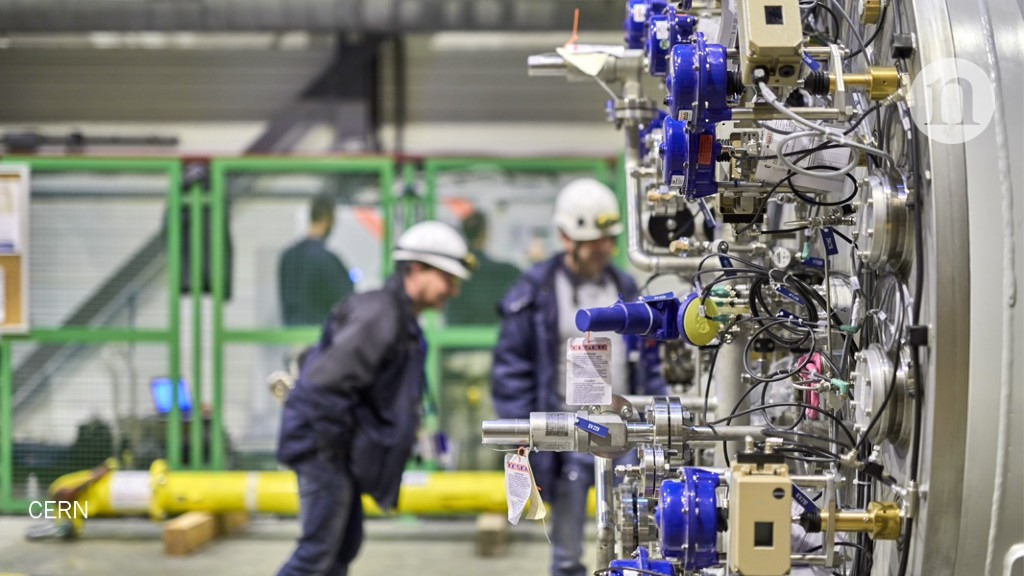 CERN suspends physicist over remarks on gender bias