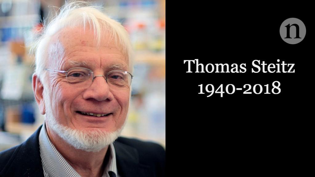 Thomas A. Steitz (1940–2018)