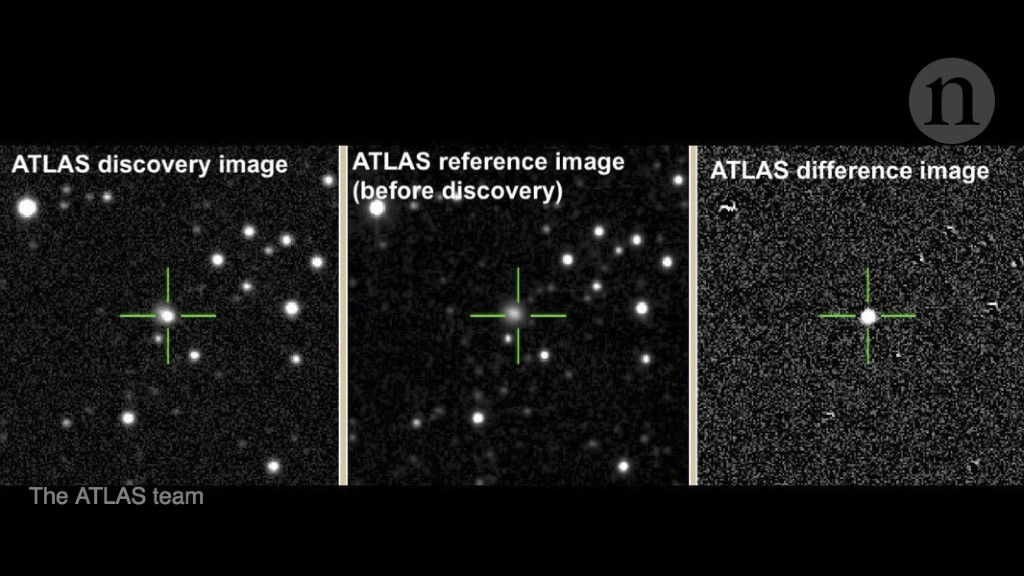 Holy Cow! Astronomers agog at mysterious new supernova