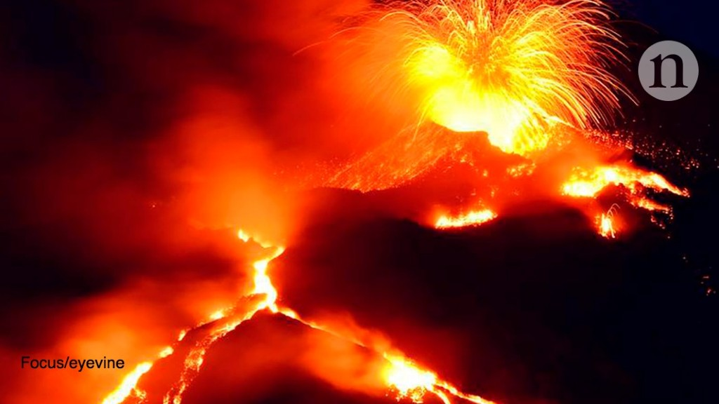 World's first automated volcano forecast predicts Mount Etna's eruptions