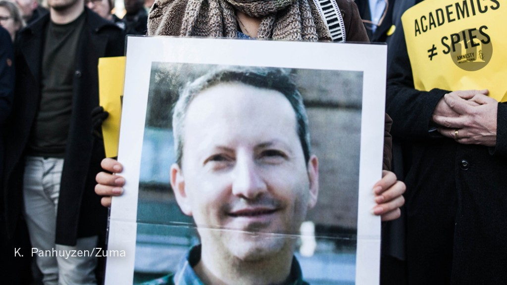 Pressure mounts on Iran over academic who faces death sentence