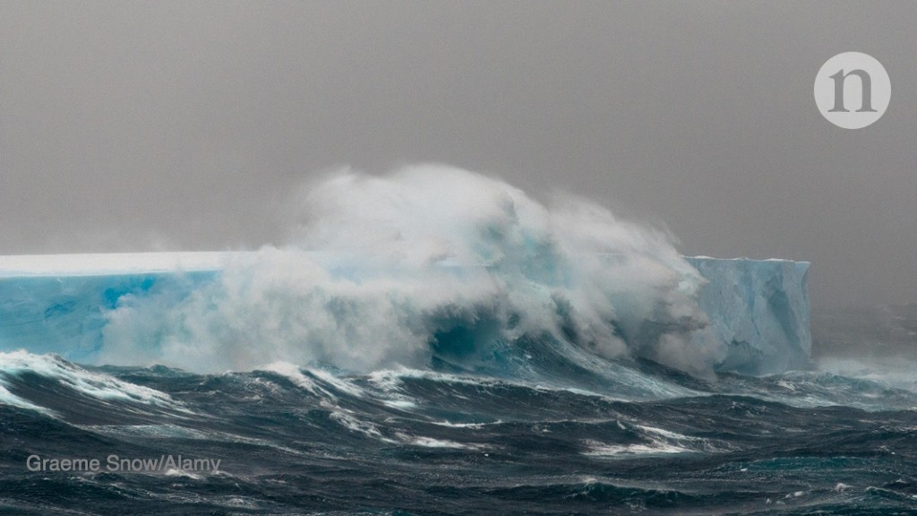 Massive ocean carbon sink spotted burping CO2 on the sly