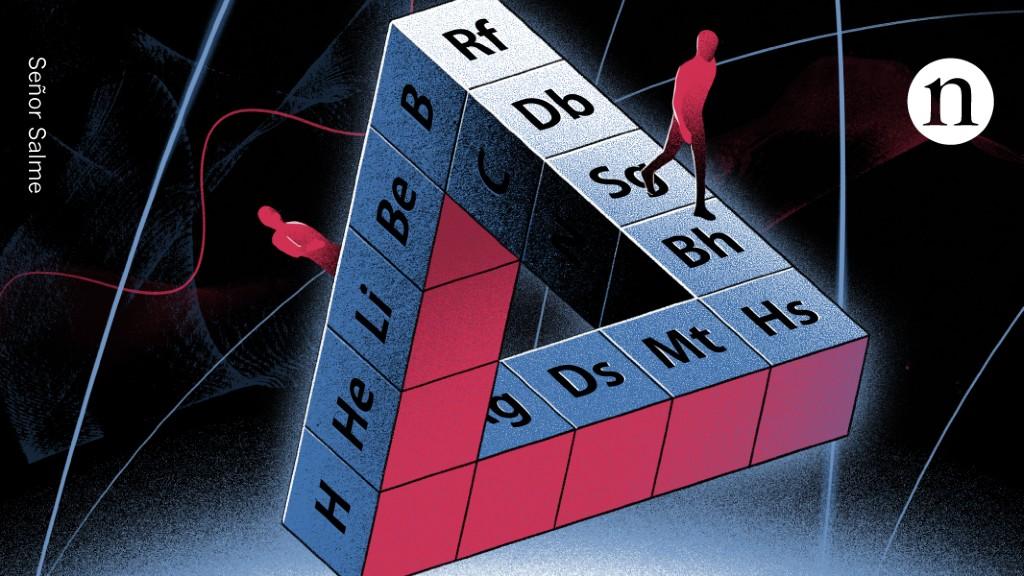 Can quantum ideas explain chemistry's greatest icon?