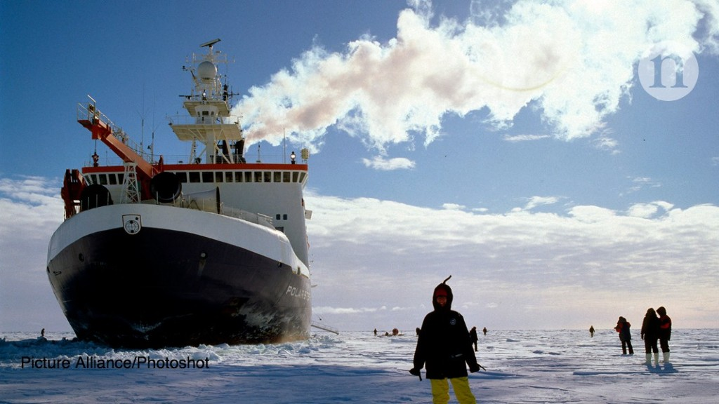 Antarctic voyage will explore ocean hidden under ice for 100,000 years