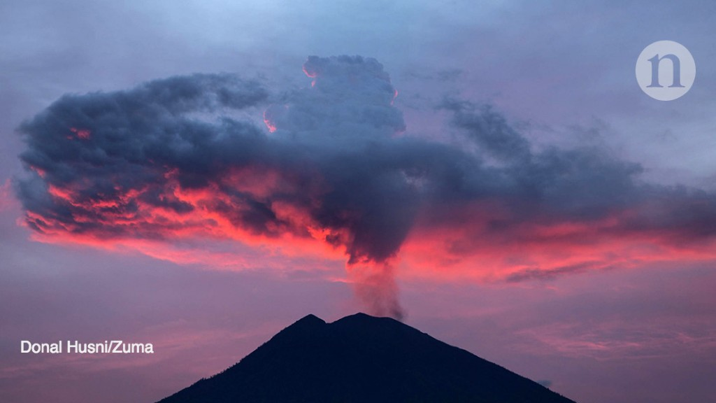 How AI And Satellites Could Help Predict Volcanic Eruptions