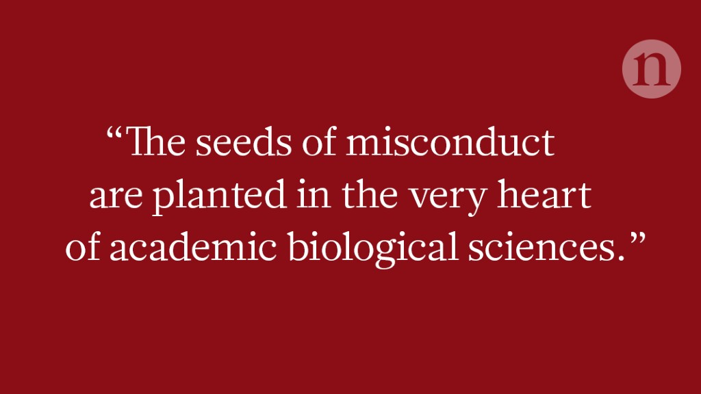 Duke University's huge misconduct fine is a reminder to reward rigour