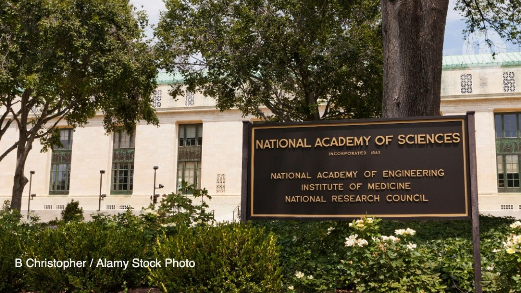 US science academy approves plan to oust sexual harassers