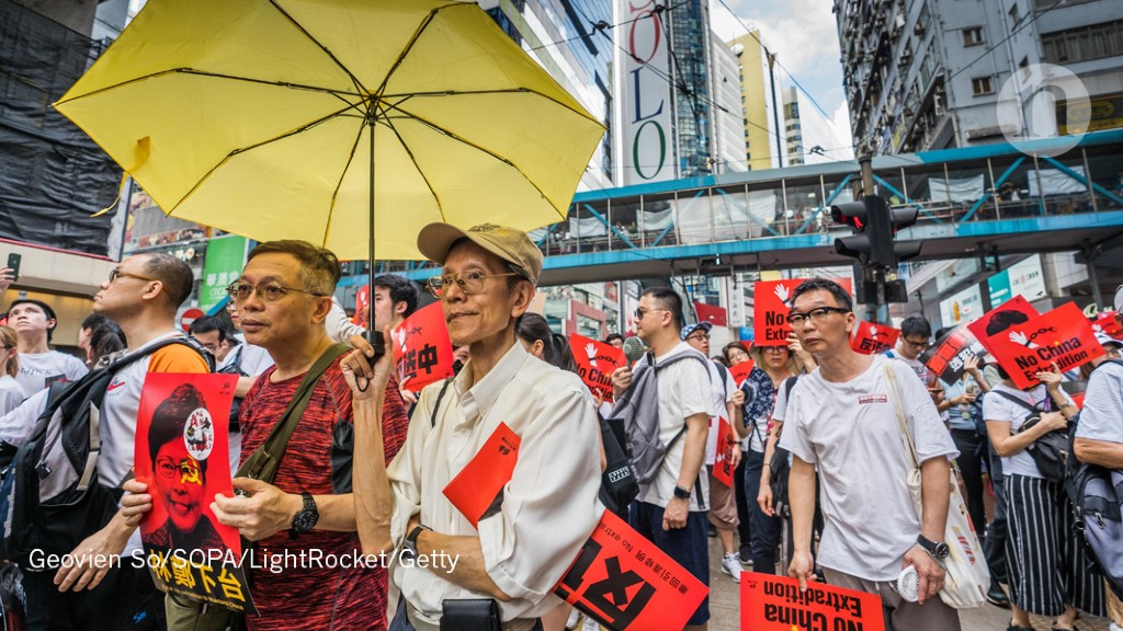 Academics join outcry sparked by Hong Kong's contentious extradition bill