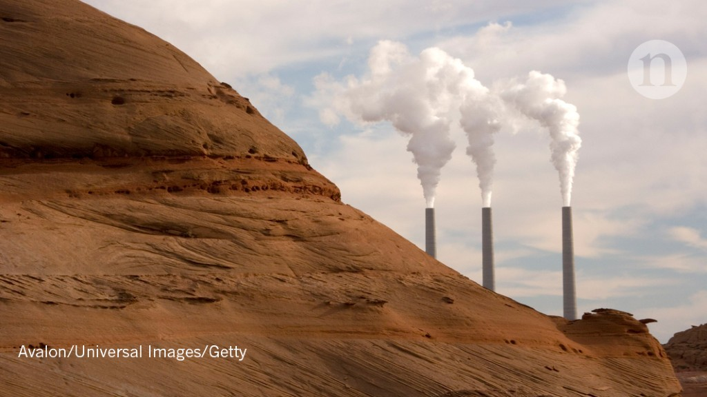 Trump administration relaxes emissions limits on power plants