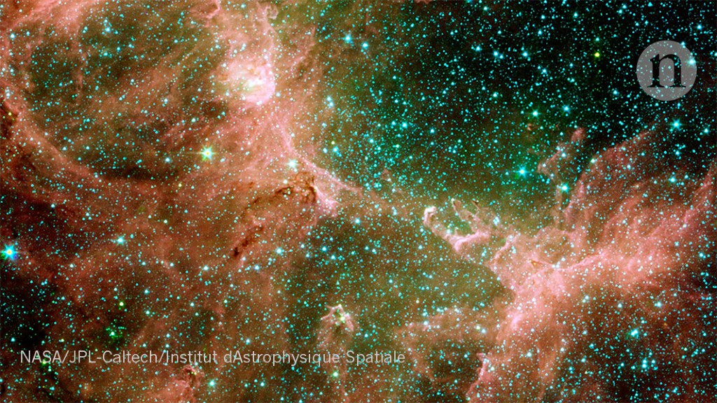 The infrared Universe