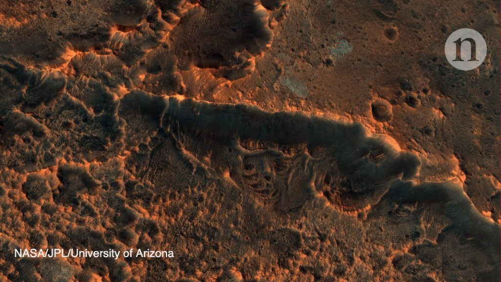 Mars methane spike, stem-cell clinics and India's space plans