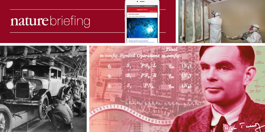 Daily briefing: Alan Turing is the new face of the fifty