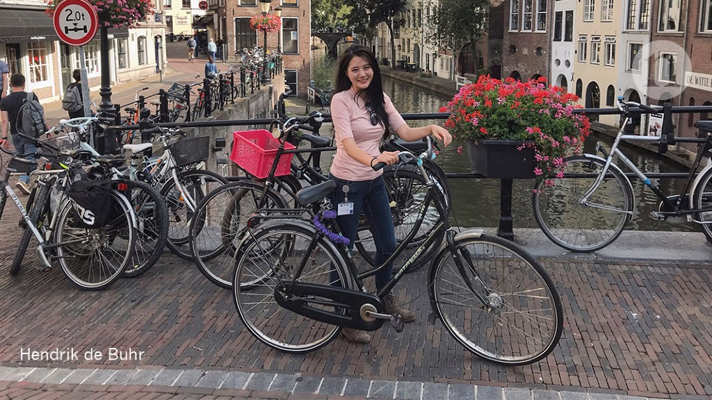 Biking through my PhD