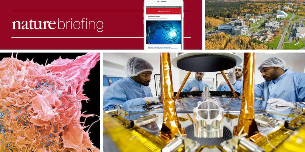 Daily briefing: UAE will be the first Arab nation on Mars