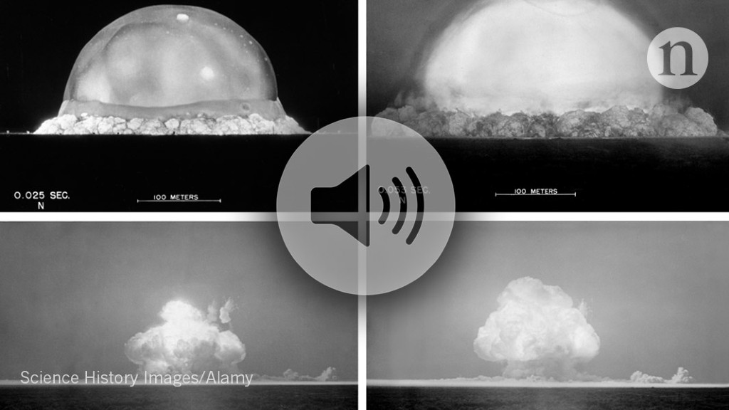 Podcast: Atomic espionage in the Second World War, and exploring the early Universe