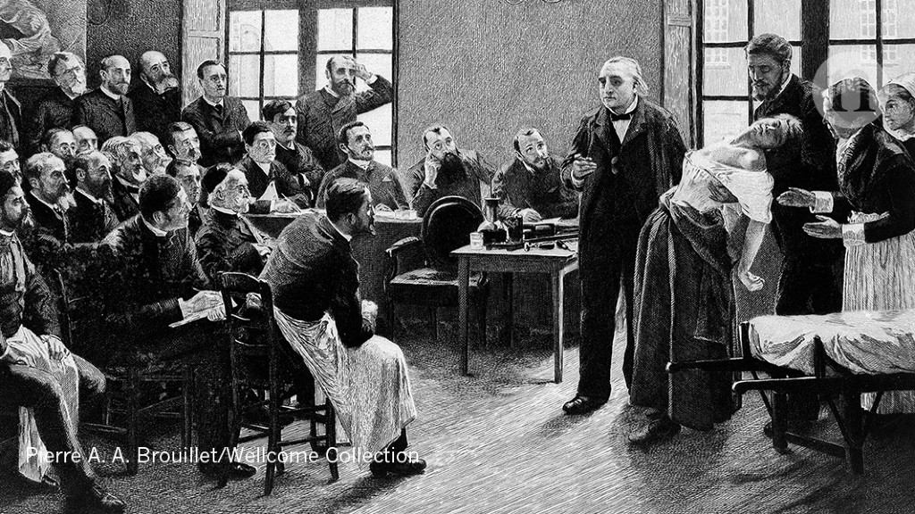 A tale of two disorders: syphilis, hysteria and the struggle to treat mental illness