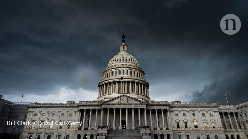 US funding scramble leaves science agencies in limbo