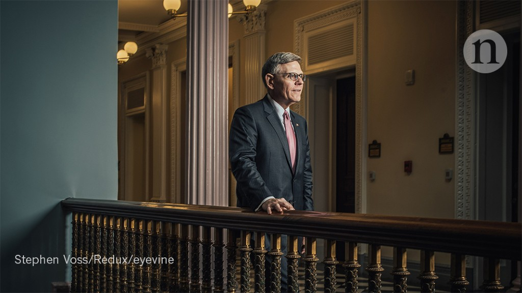 Kelvin Droegemeier is planning a listening tour of US universities in the coming months.