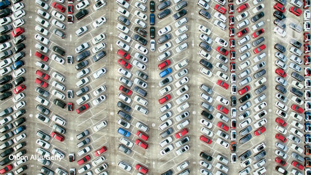 Maths tackles an eternal question: where to park?