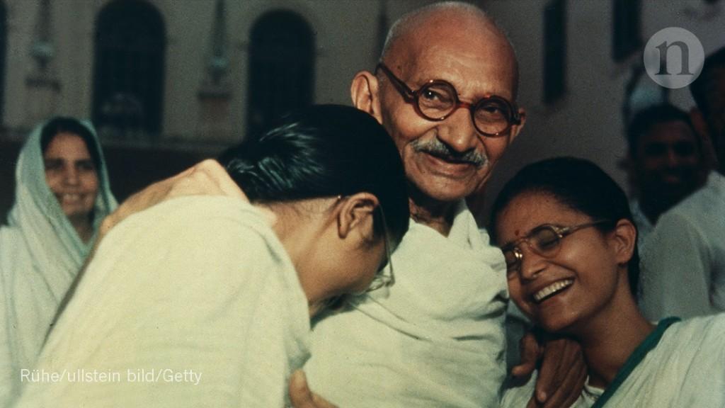 Mahatma Gandhi and sustainable science