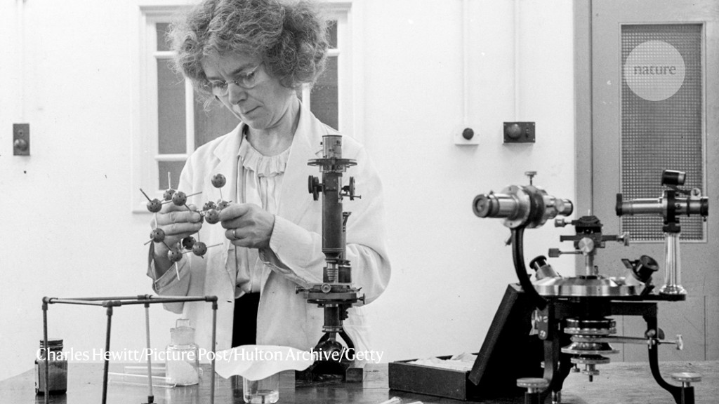 The women who cracked science's glass ceiling