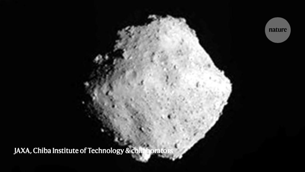 Next stop Earth: Hayabusa2 bids farewell to asteroid Ryugu