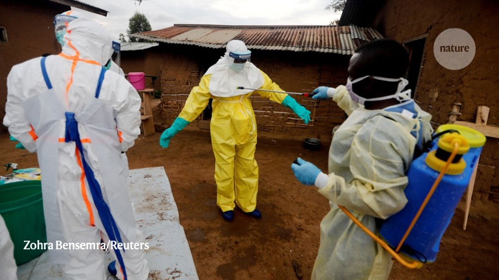 Ebola response on lockdown as violence flares