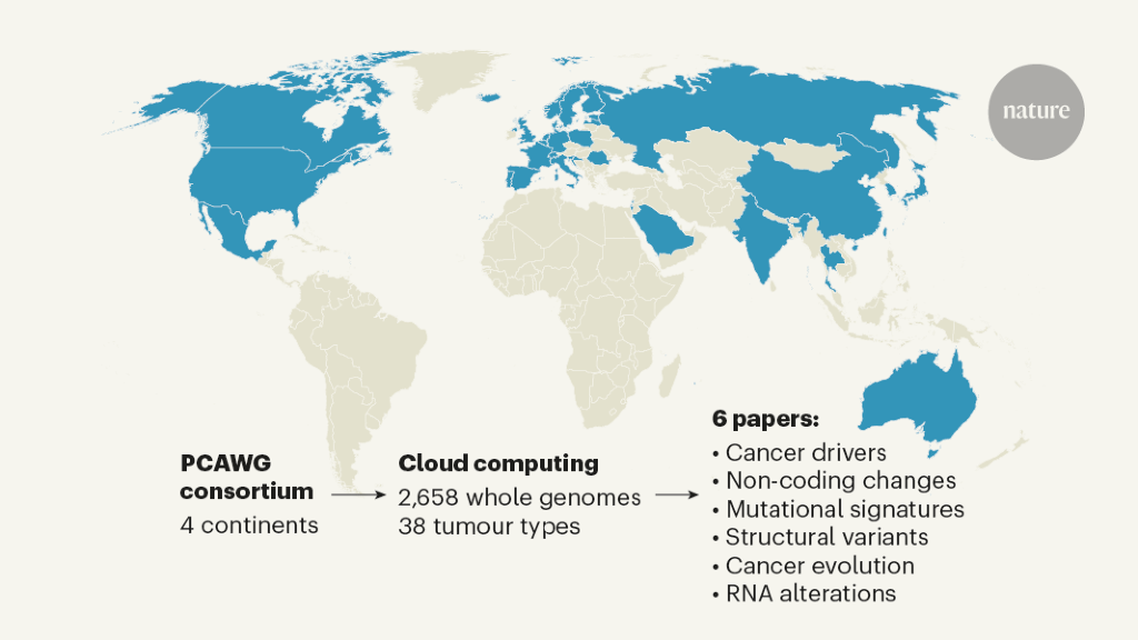 Global genomics project unravels cancer's complexity at unprecedented scale