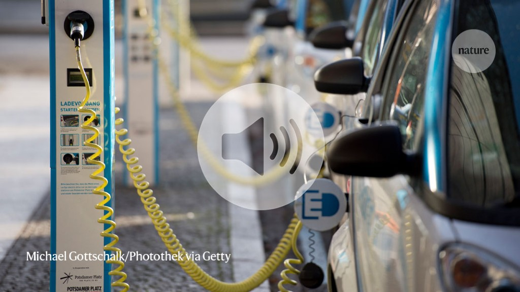 Podcast: Improving battery charging, and harnessing energy from the air