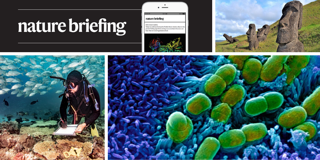 Daily briefing: Machine learning discovers antibiotics