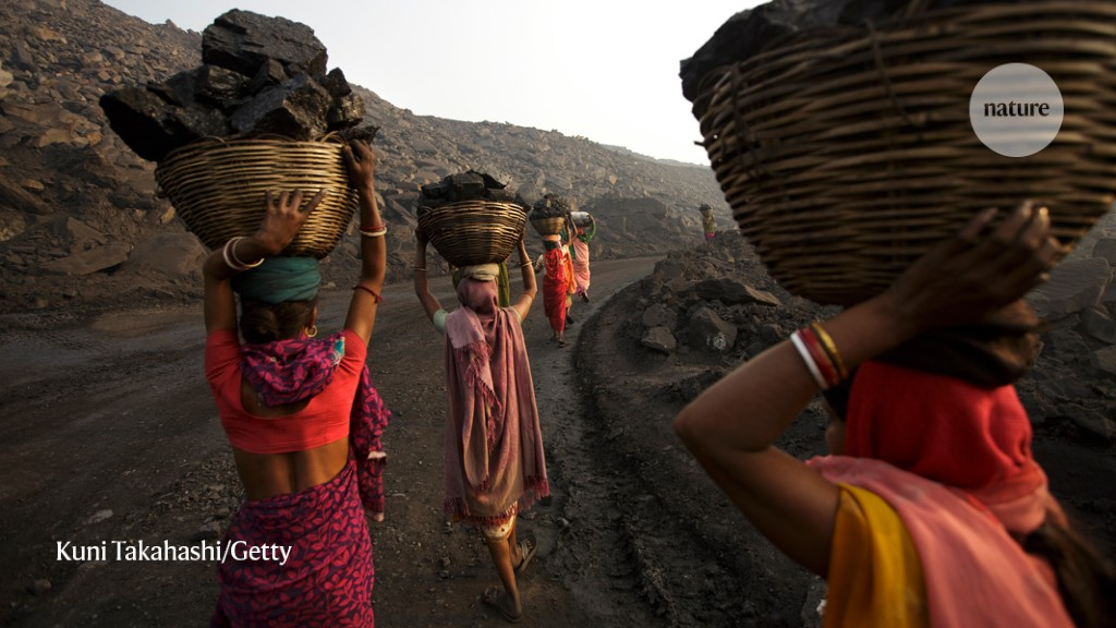 Emissions: world has four times the work or one-third of the time