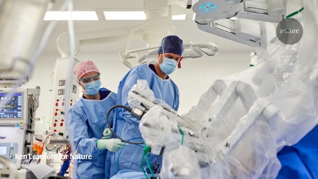 best robotic surgeons for prostate cancer