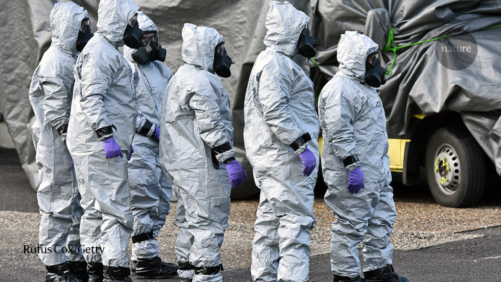 Nerve agents: from discovery to deterrence
