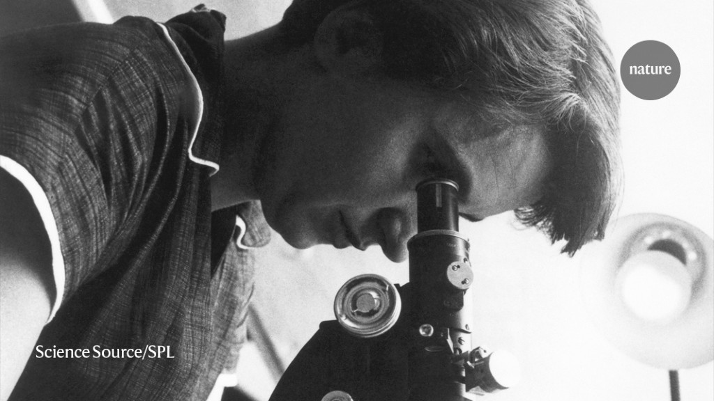 Rosalind Franklin -  Celebrating the first 100 years