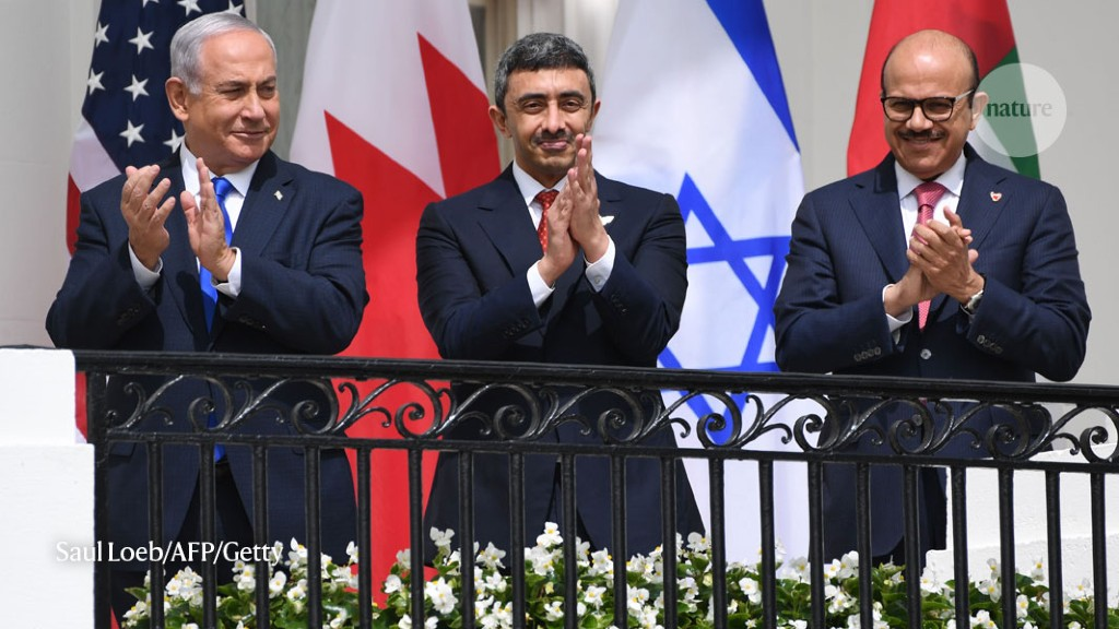 Israel-Arab peace accord fuels hope for surge in scientific collaboration