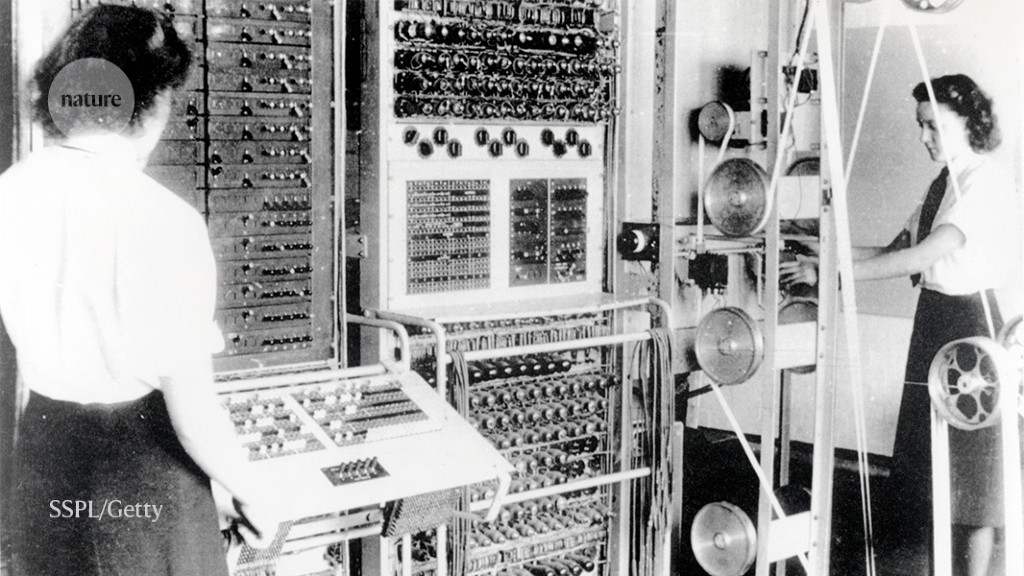 The code-breakers who led the rise of computing
