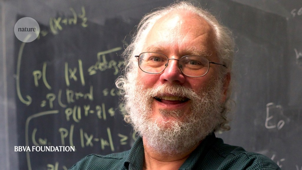 Quantum-computing pioneer warns of complacency over Internet security