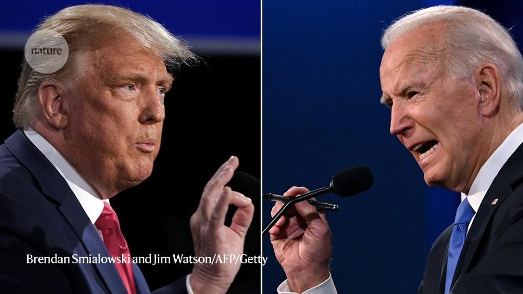 Scientists aghast as hopes for landslide Biden election victory vanish