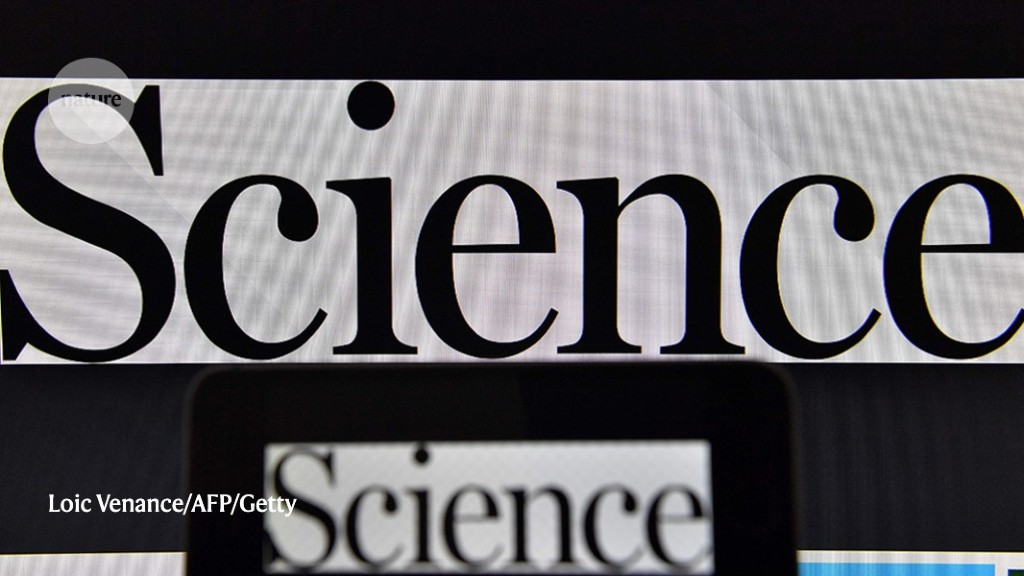 Science family of journals announces change to open-access policy - Nature.com
