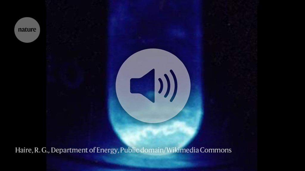 Mysterious einsteinium spills its secrets