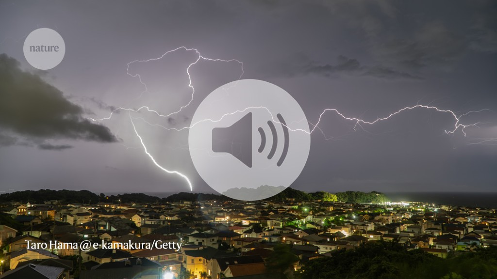 Audio long-read: Thundercloud Project tackles a gamma-ray mystery